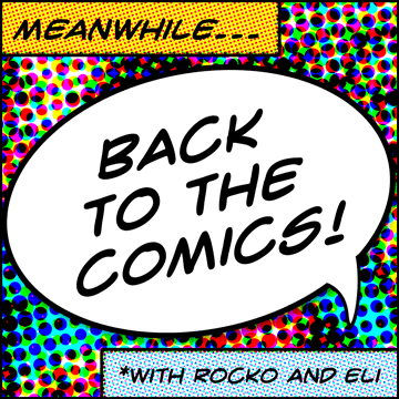Back To The Comics