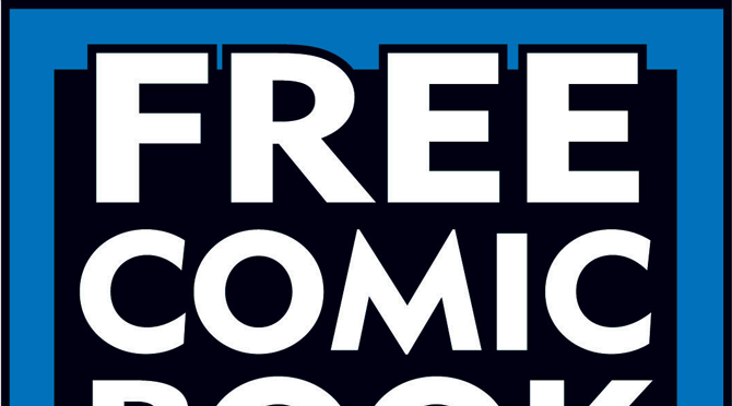 Free Comic Book Day Special Edition!