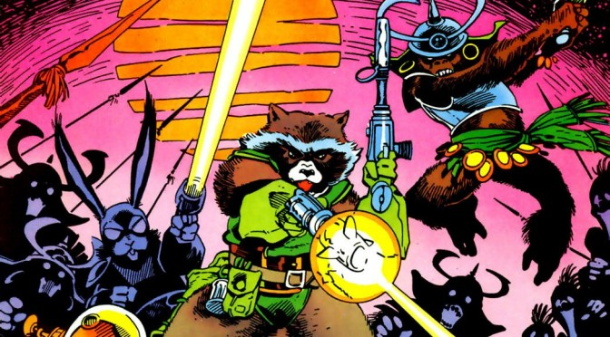 Rocket Raccoon 1