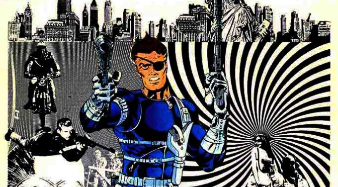 Episode 2: Mr Jim Steranko